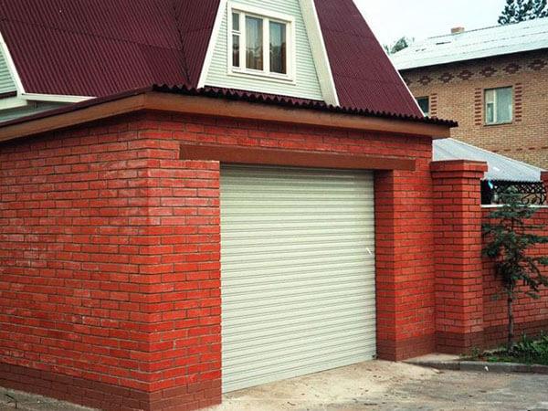 Автоматические гаражные ворота алютех видео
